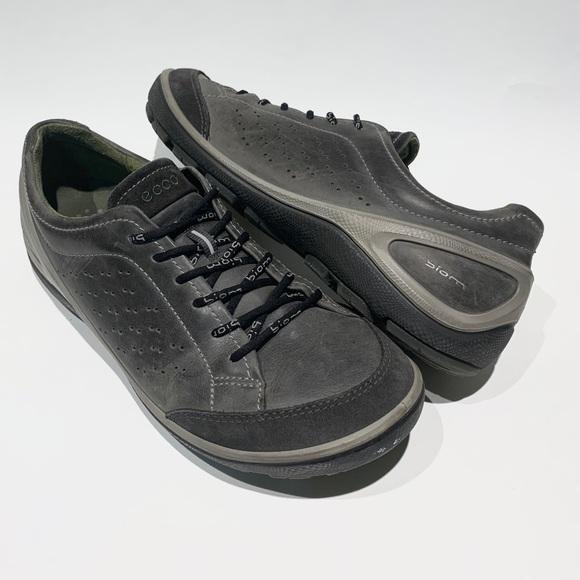 ECCO BIOM GRIP Oxford Walking Shoes Casual Sneaker